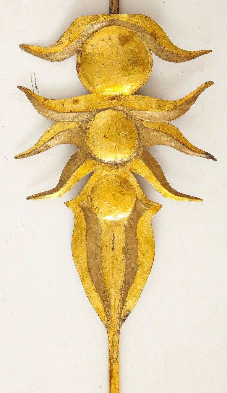 Tony Duquette Iconic 1980s Golden Sculpture For Sale 6