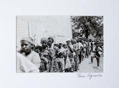 Angola Votes, Tony Figueira, photography