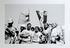 Workers Unite!, Tony Figueira, Angola, back and white photography