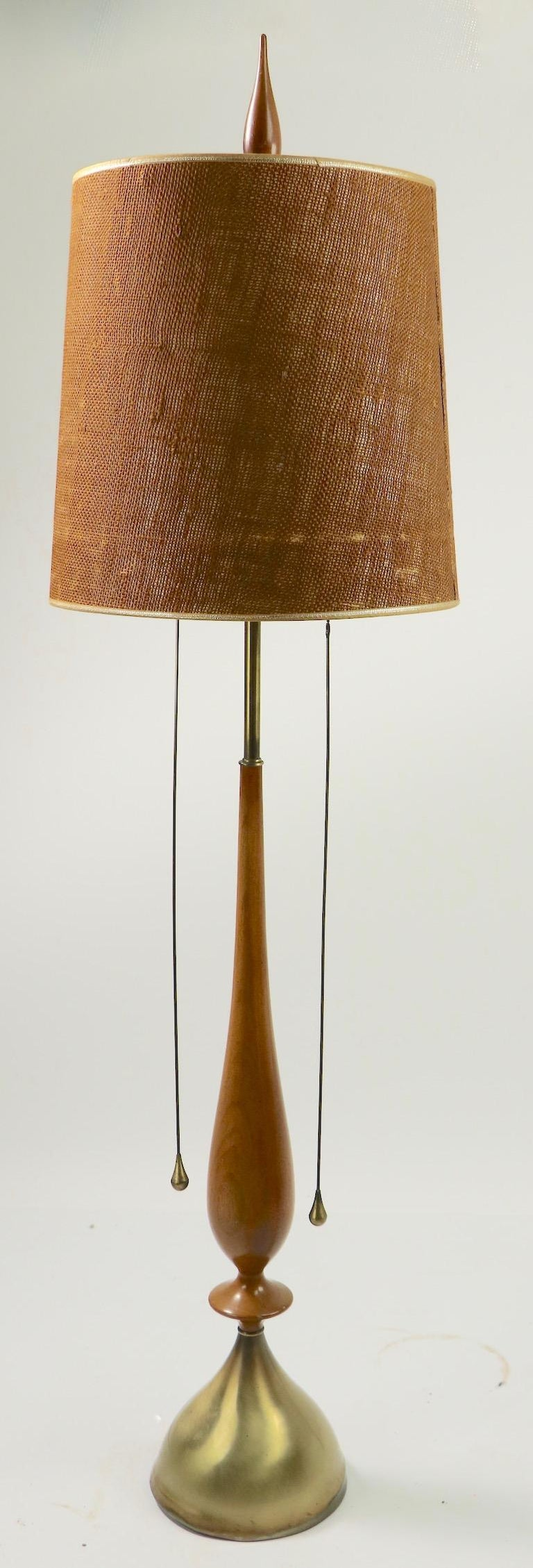 Tony Paul for Westwood Industries Mid Century Table Lamp For Sale 3
