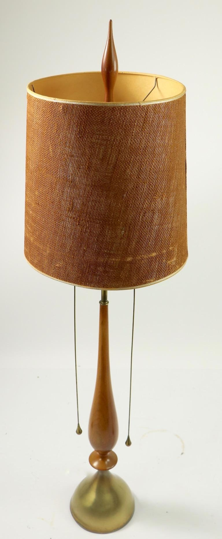 Tony Paul for Westwood Industries Mid Century Table Lamp For Sale 4