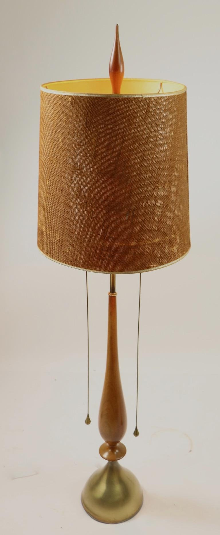 Tony Paul for Westwood Industries Mid Century Table Lamp For Sale 1