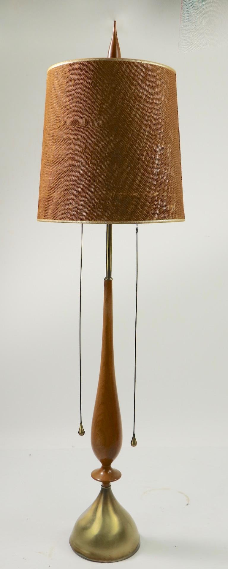 Tony Paul for Westwood Industries Mid Century Table Lamp For Sale 2