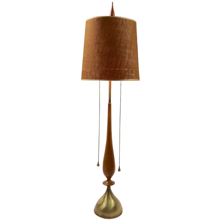 Tony Paul for Westwood Industries Mid Century Table Lamp For Sale