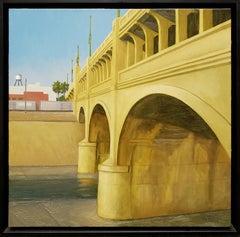 Viaduct Bridge; LA River