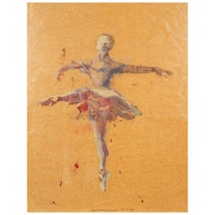 The Last Ballet Class of Eva Braun's