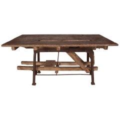 Tool Table, circa 1920s