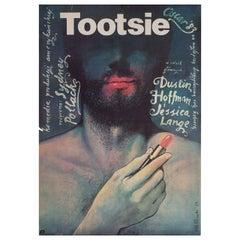 Tootsie 1984 Polish B1 Film Poster