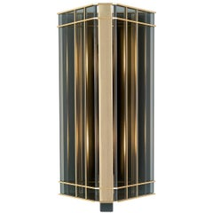 Top Glass Sconce