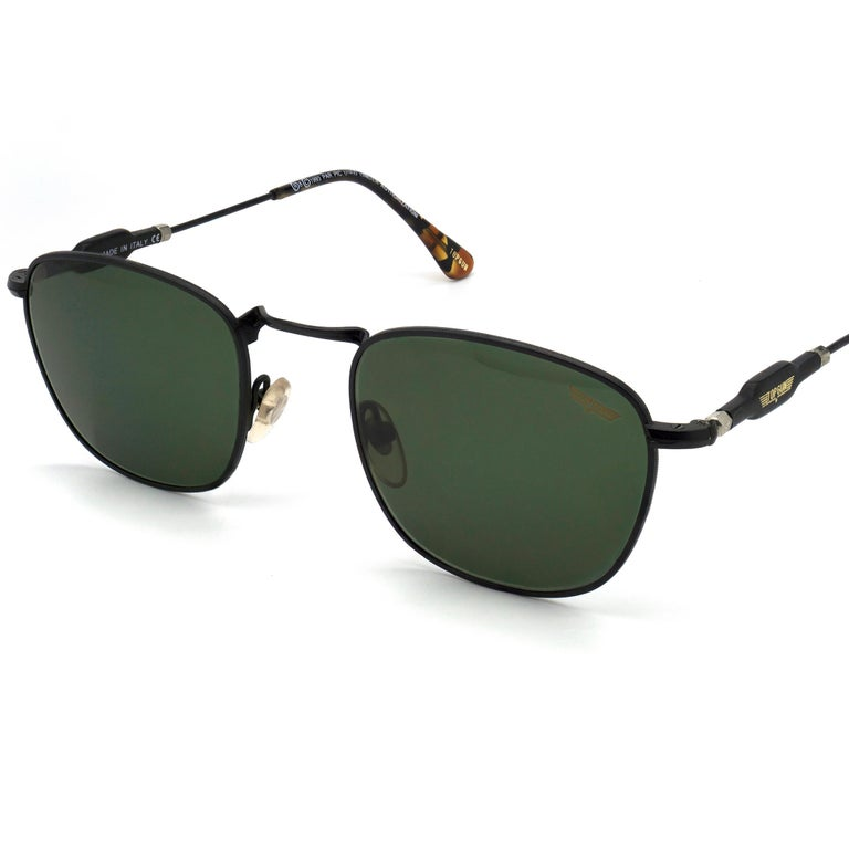 Women's or Men's Top Gun® vintage sunglasses, Italy 90s For Sale