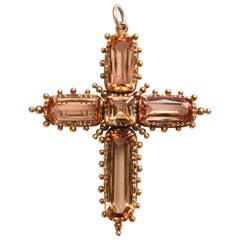 Topaz Cross