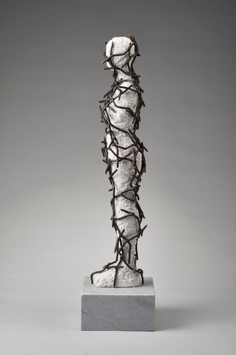 Archaic Preservation - Sculpture by Tor Archer