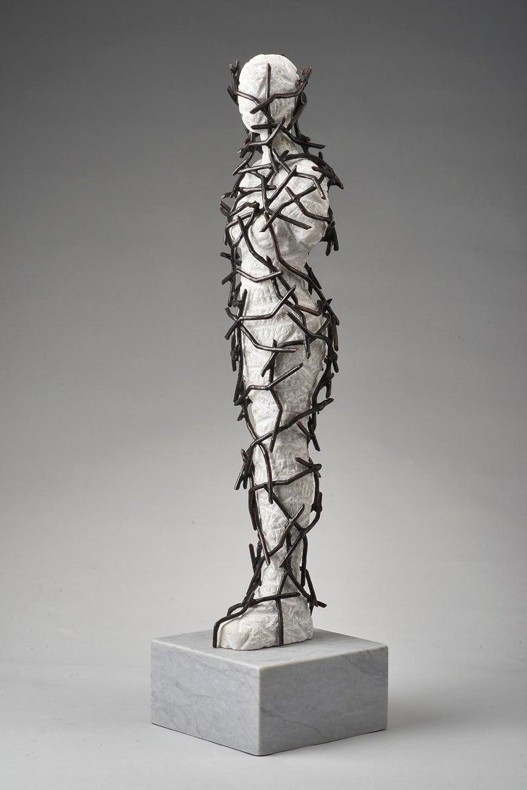 Tor Archer Figurative Sculpture - Archaic Preservation