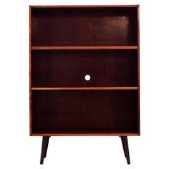 Torben B. Nielsen Rosewood Bookcase Vintage, 1960s Danish Design
