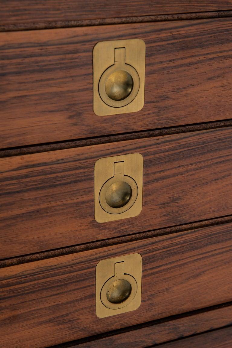Scandinavian Modern Torbjørn Afdal Attributed Cabinet Produced by Mellemstrand Møbelfabrik in Norway For Sale