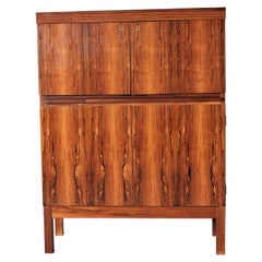 Torbjørn Afdal, Bar Cabinet in Brazilian Rosewood