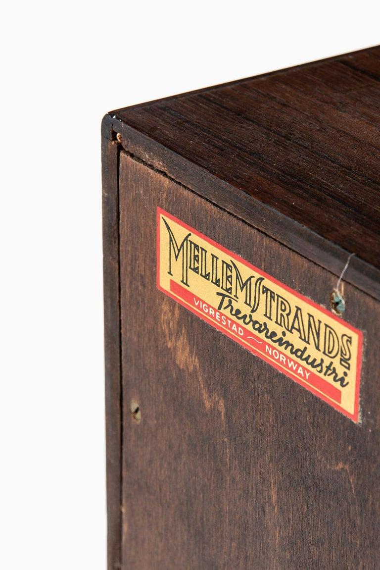 Torbjørn Afdal Bar Cabinet Model Bacchus by Mellemstrands Møbelfabrik in Norway For Sale 3
