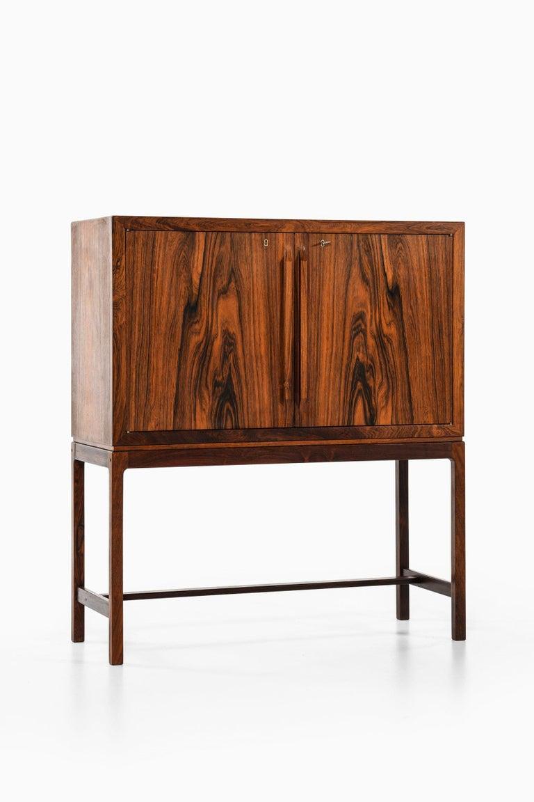 Torbjørn Afdal Bar Cabinet Produced by Mellemstrands Møbelfabrik in Norway For Sale 1