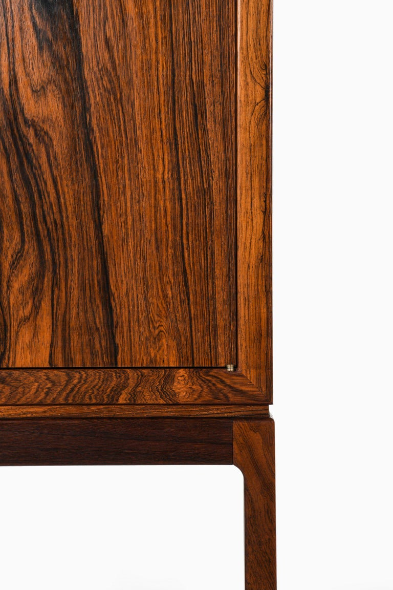 Torbjørn Afdal Bar Cabinet Produced by Mellemstrands Møbelfabrik in Norway For Sale 2