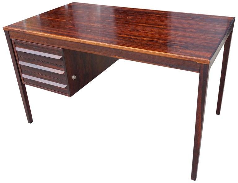Danish Torbjørn Afdal Desk in Rosewood