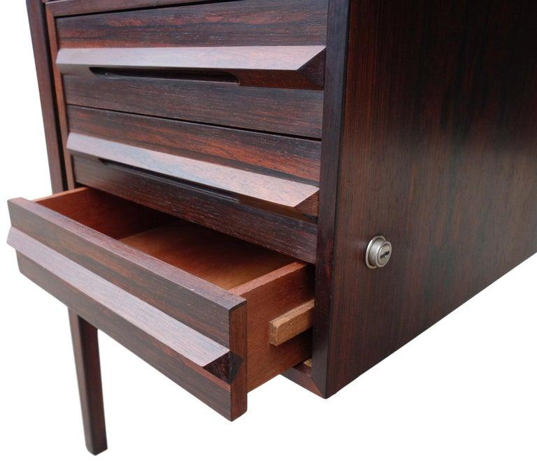 Torbjørn Afdal Desk in Rosewood 2