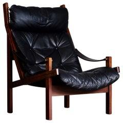 Torbjørn Afdal Hunter Easy Chair, 1970s