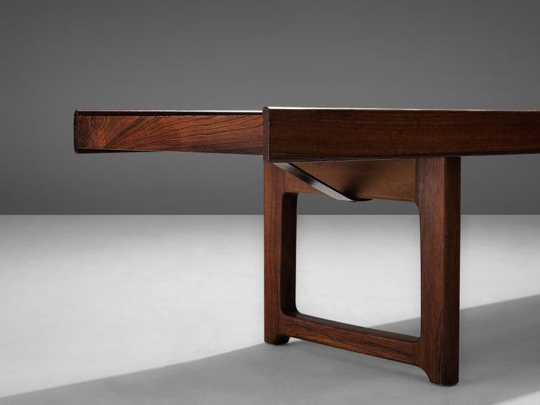 Scandinavian Modern Torbjørn Afdal 'Krobo' Side Table