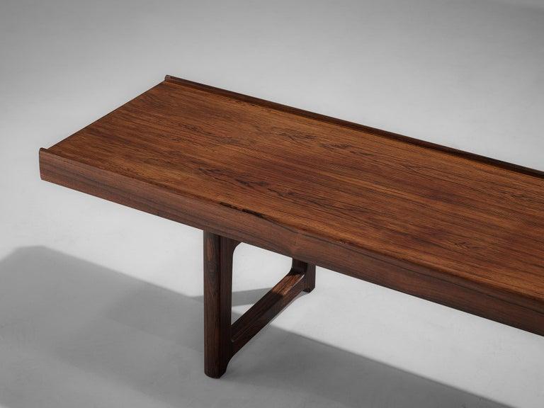 Torbjørn Afdal 'Krobo' Side Table In Good Condition In Waalwijk, NL