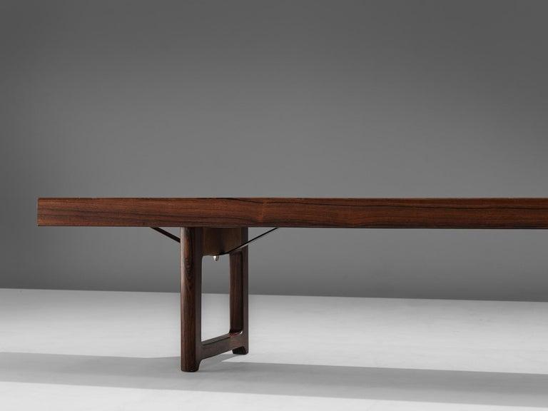Mid-20th Century Torbjørn Afdal 'Krobo' Side Table