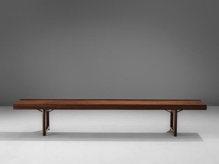 Rosewood Torbjørn Afdal 'Krobo' Side Table
