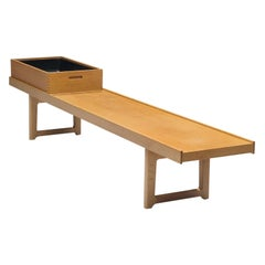 Torbjørn Afdal Norwegian 'Krobo' Bench in Oak
