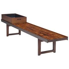 Torbjørn Afdal Norwegian 'Krobo' Bench in Rosewood