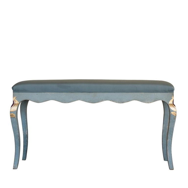 Italian Torcello Bench For Sale