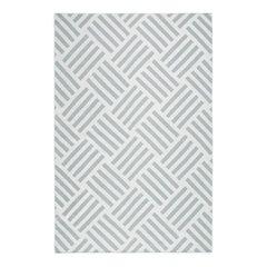 Torekov Shell, Modern Dhurrie/Kilim Rug in Scandinavian Design