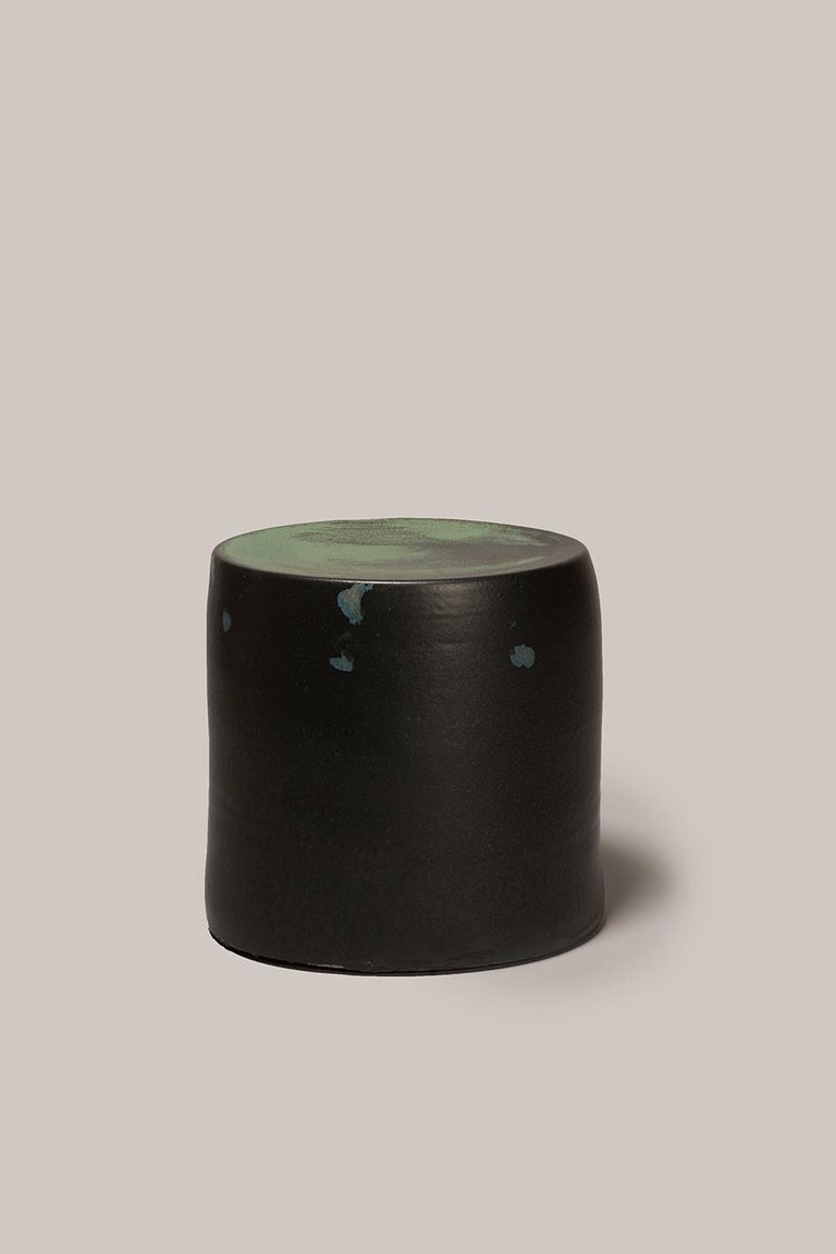 Torn Side Table LA Dark Green 639 In New Condition For Sale In Rubi, Catalunya