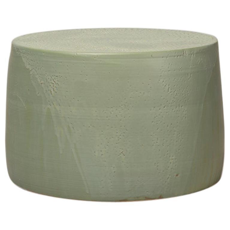 Torn Low Table LA Green 718