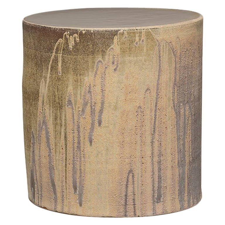 Torn Side Table LA Sand 642 For Sale