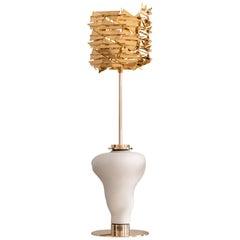 Tornade Table Lamp by MYDRIAZ