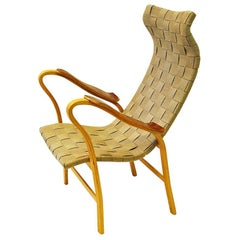 Torparen Chair by G A Berg, 1940s, Sweden