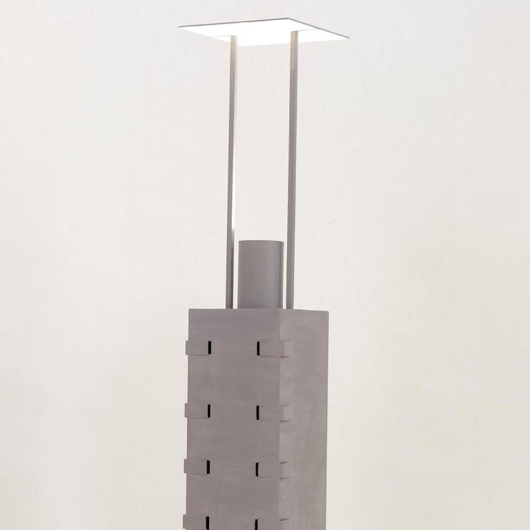 Italian Torre 1 Light-Sculpture by Giorgio Cubeddu For Sale