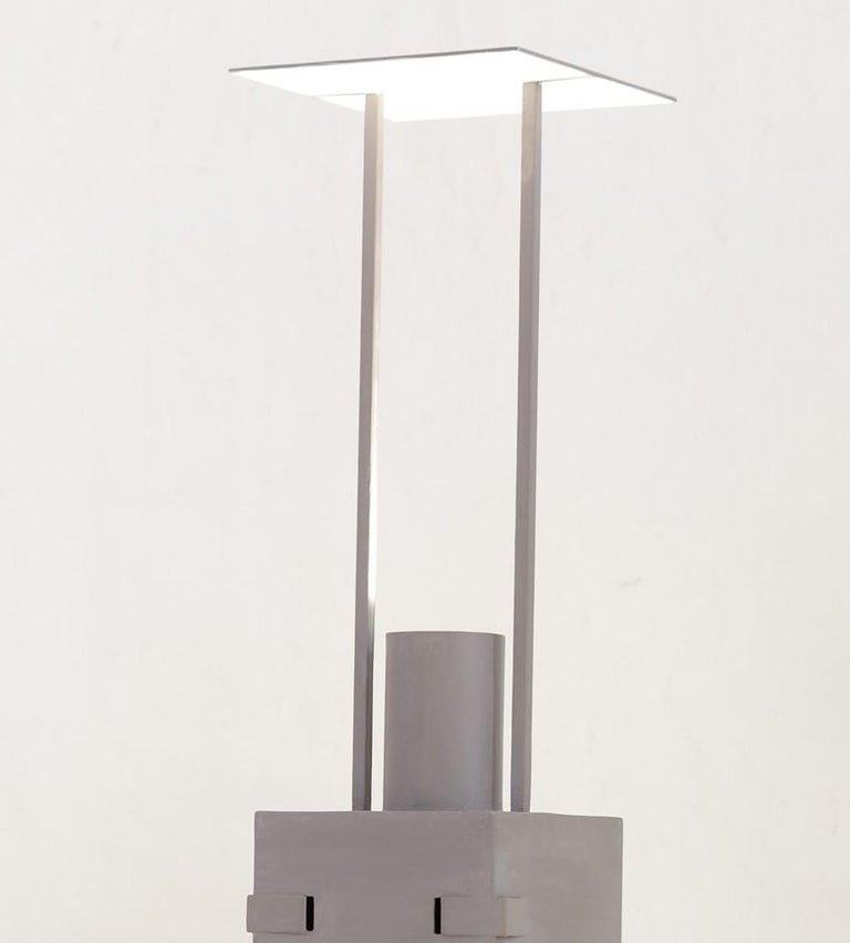 Torre 1 Light-Sculpture by Giorgio Cubeddu In New Condition For Sale In Milan, IT