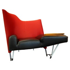Torso Lounge Chair by Paolo Deganello for Cassina
