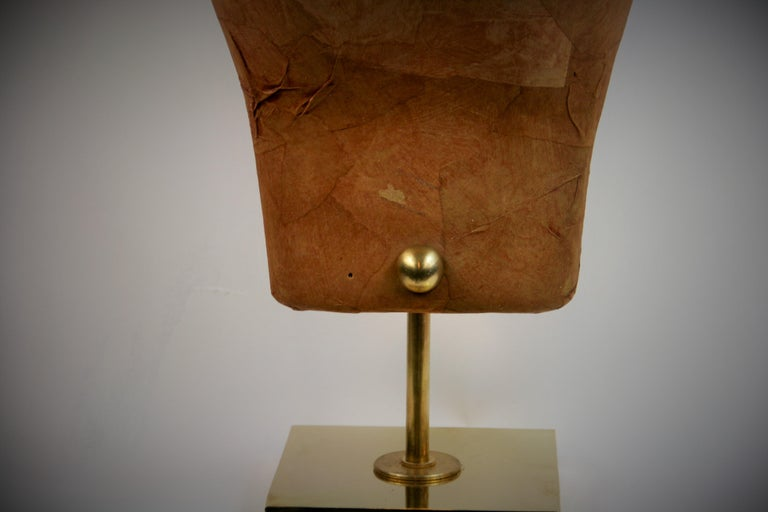 Torso Sculpture by Brunelli For Sale 1