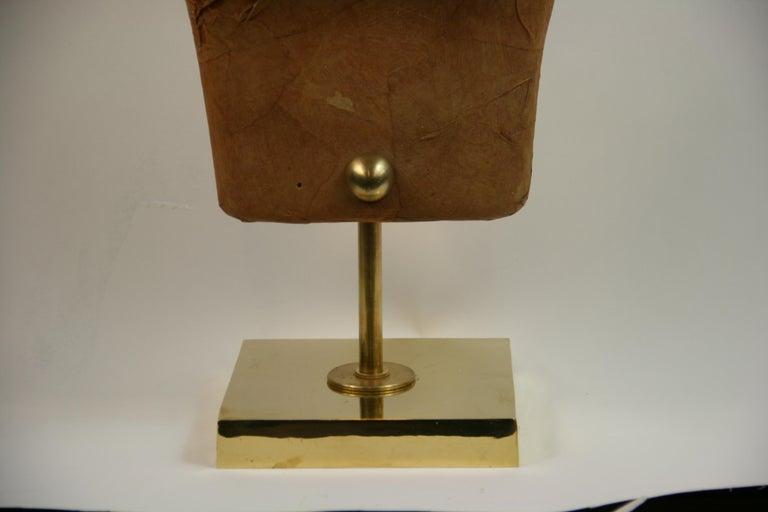 Torso Sculpture by Brunelli For Sale 3