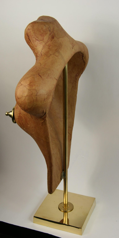 Torso Sculpture by Brunelli For Sale 4