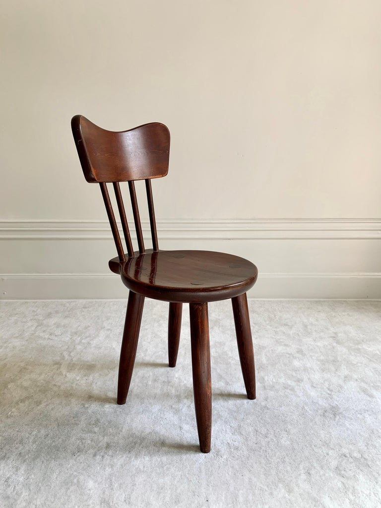Mid-20th Century Torsten Claeson Dining Chairs for