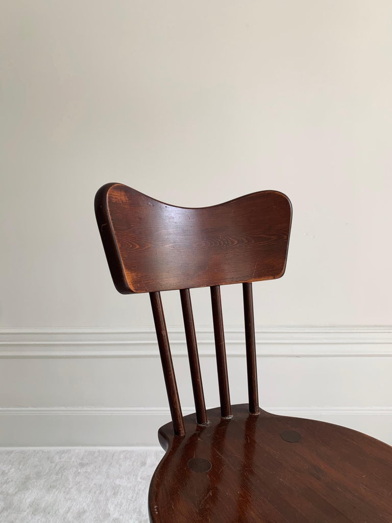 Torsten Claeson Dining Chairs for