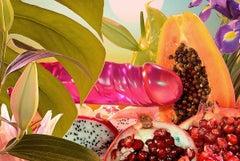 Galatea 11 - Contemporary photography, Pop Art, Nude, Erotic, Exotic fruits