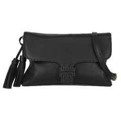Tory Burch Women  Shoulder bags  Black Leather