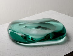 F.200102 by Toshio Iezumi - Glass, Abstract sculpture